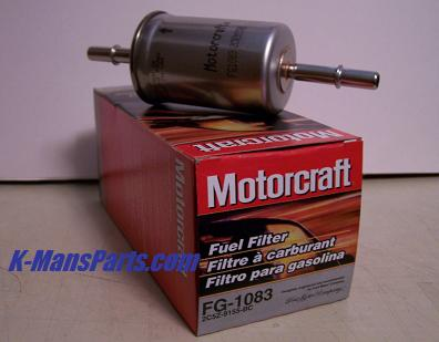 is this the right fuel filter? - Ford F150 Forum - Community ... F Fuel Filter on