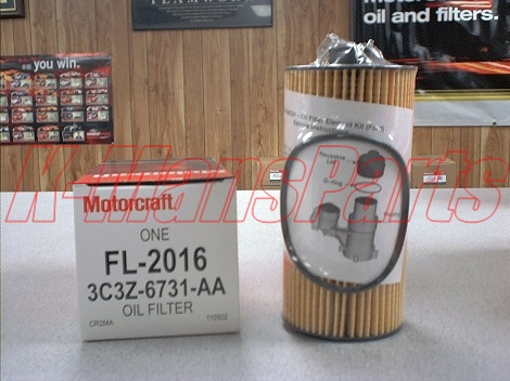 motorcraft fl 2016 oil filter 6 4 power stroke diesel