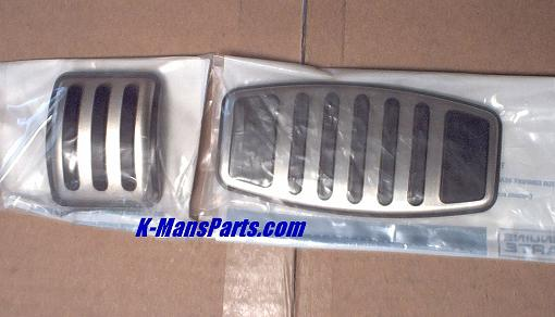 Ford F 150 Aluminum Pedals 2004 To 2007
