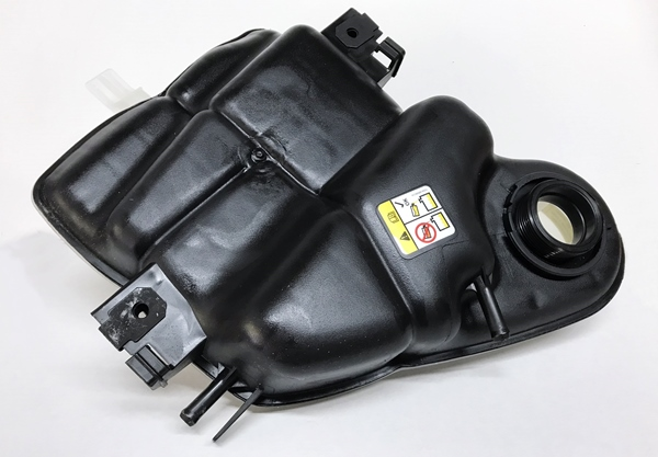 Ford F-Series Super Duty 6.0 coolant overflow tank