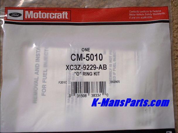 Motorcraft Injector O Ring Kit 73 Power Stroke DI Turbo Diesel 95 03