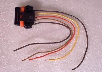 Ford external valve cover harness repair kit 7.3 Power Stroke DI 1994-97