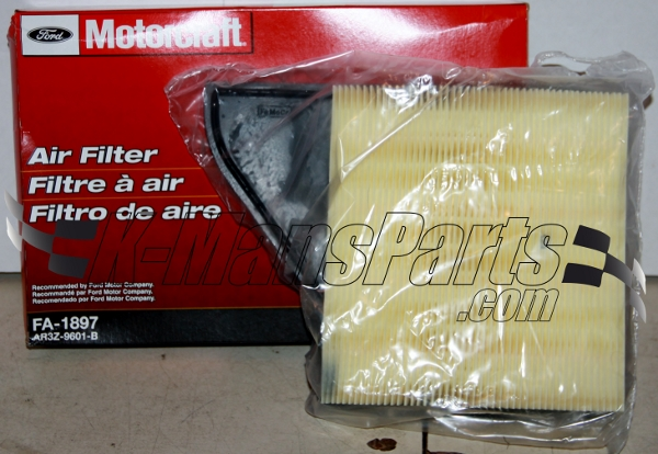 Motorcraft FA-1897 air filter Ford Mustang 2010-2014