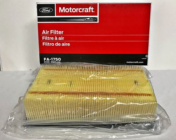 Motorcraft FA1750 air filter 7.3 Power Stroke Turbo Diesel 2001-2003