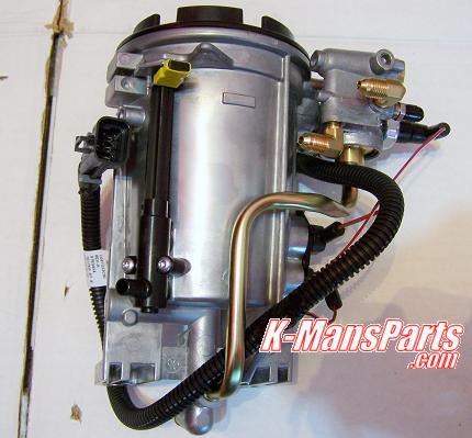 1999 mustang fuel filter assembly image 6
