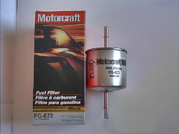 Motorcraft FG872 fuel filter