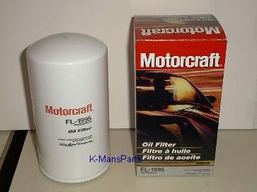 Motorcraft Oil Filter Fl  Power Stroke Turbosel