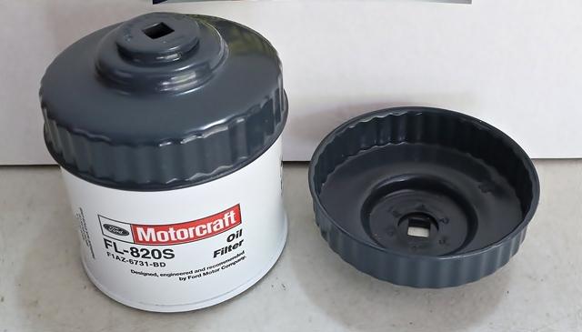 Oil filter socket FL-820S FL-1-A Motorcraft