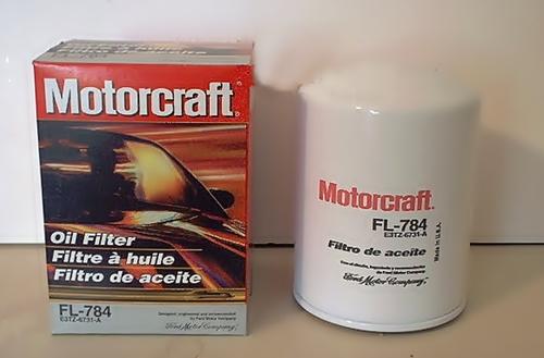 Motorcraft oil filter FL-784 7.3 6.9 Non Turbo diesel