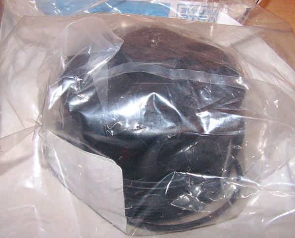 Ford 2008 to 2010 F-Series fuel filter assembly cap