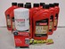 2012-2013 BOSS Motorcraft 9qt 5W-50 Full Synthetic Oil change kit