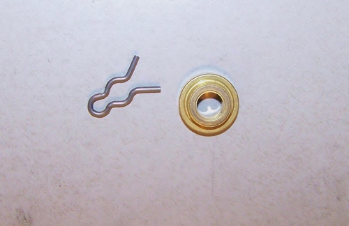 Ford AOD throttle valve cable bushing brass replacement