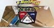 Ford Retro vanity license plate car tag