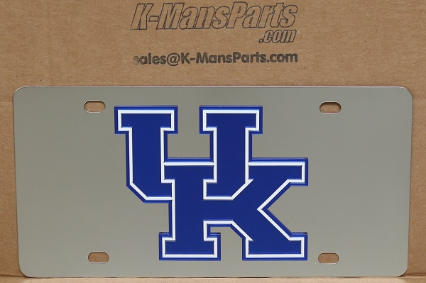 Kentucky Wildcats vanity license plate car tag