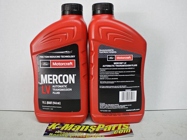 Mercon lv trans fluid