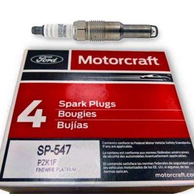 Motorcraft spark plugs PZK-1-F SP-547 4.6 3v