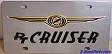 Chrysler PT Cruiser vanity license plate