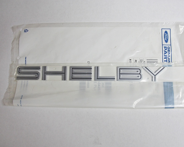 2007 Ford Mustang SHELBY GT500 rear emblem
