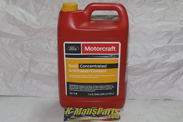 How To Check Antifreeze >> Motorcraft diesel engine coolant system Gold anti-freeze VC-7-B