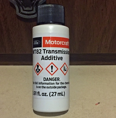 Ford Motorcraft MT82 transmission additive XL-18
