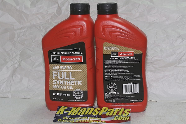 Motorcraft 5W-30 Full Synthetic Motor Oil XO-5w30-Q1FS