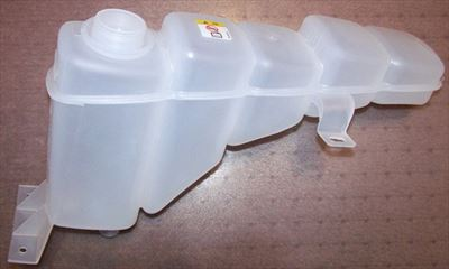 Ford Super Duty Coolant Overflow Tank Degas Bottle 1999-2003