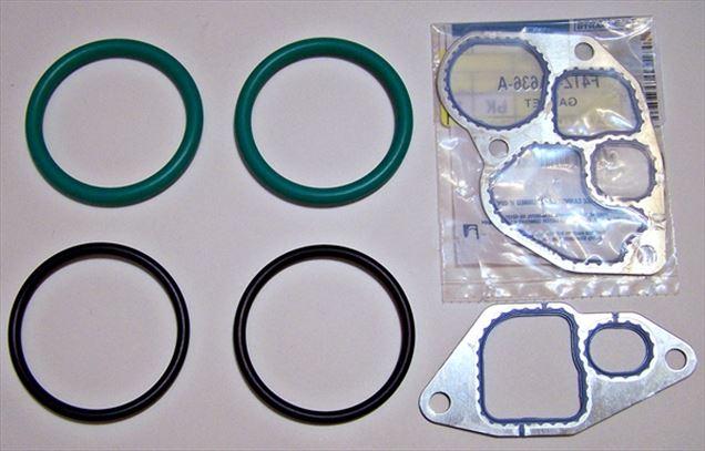 Ford 7.3 Oil cooler o-ring & gasket kit Power Stroke DI Turbo