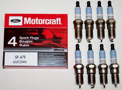 Motorcraft spark plugs AGSF-22-WM