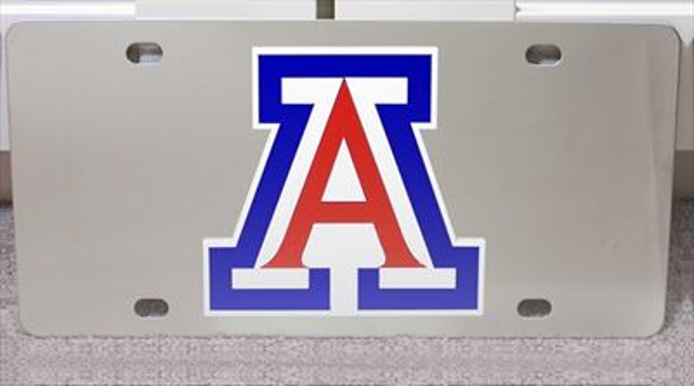 Arizona Wildcats vanity license plate car tag