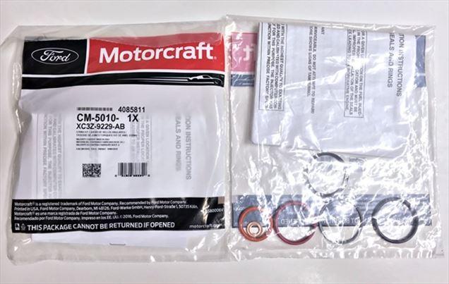 Motorcraft Injector O-Ring Kit set of 8 7.3 Power Stroke DI 1995-2003