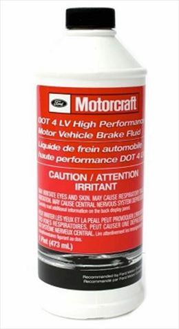 Motorcraft PM20 High Performance DOT 4 Motor Vehicle Brake Fluid