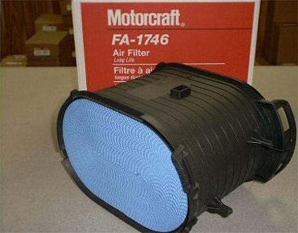 Motorcraft FA-1778 air filter 6.0 Power Stroke Diesel F-Series only