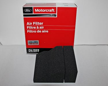 Motorcraft FA-1909 pre air filter 6.7 Power Stroke Diesel F-Series only