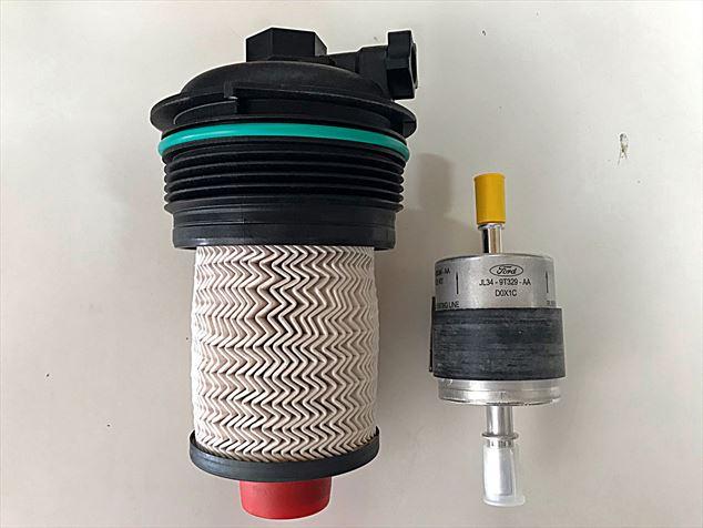 Motorcraft FD-4627 fuel filter kit 3.0 Power Stroke Diesel F-150 2018-2020