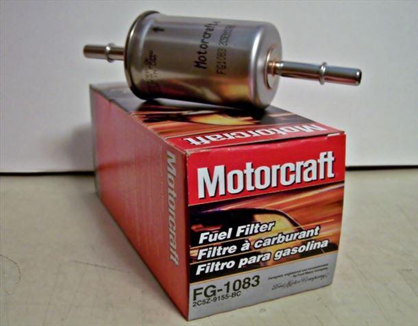 Motorcraft FG-1083 fuel filter 2005-2014 Mustang 06-2008 F-Series