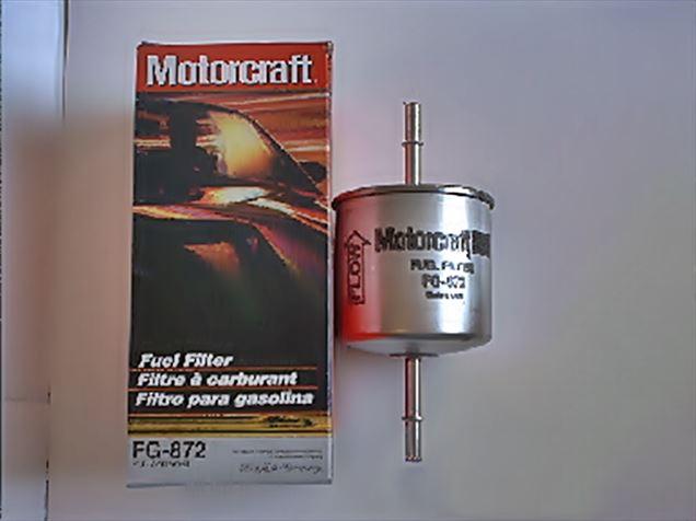 Motorcraft FG872 fuel filter