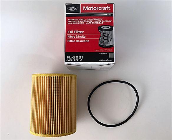 Motorcraft FL-2081 oil filter Ford 3.0 diesel