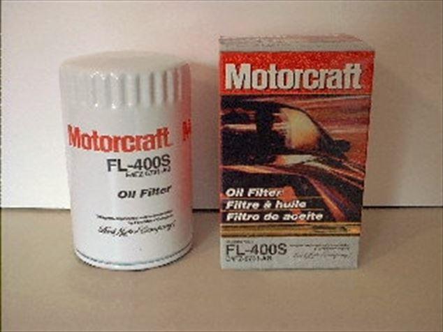 Motorcraft FL-400S oil filter