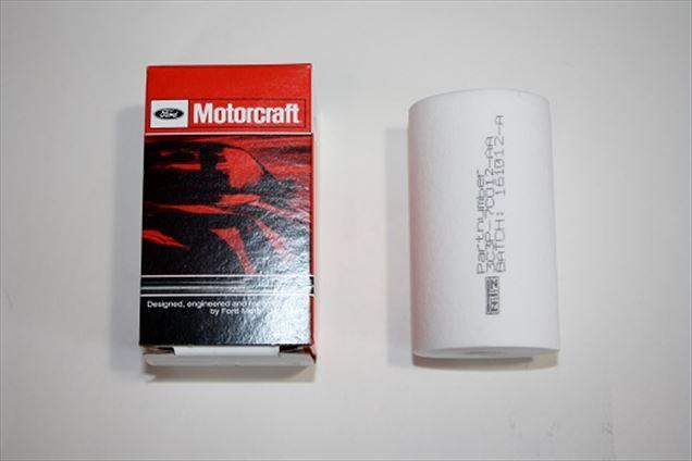 Motorcraft FT145 TorqShift transmission filter external