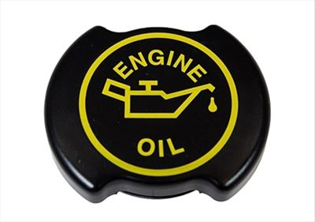 Ford oil filler assembly cap