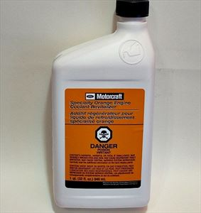 Motorcraft VC12 Specialty Orange Engine Coolant Revitalizer