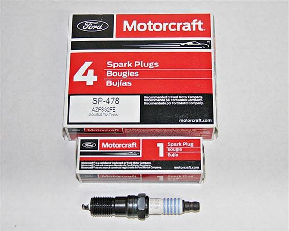 Motorcraft spark plugs AZFS-32-FE Focus Ztec 2.0 SP478