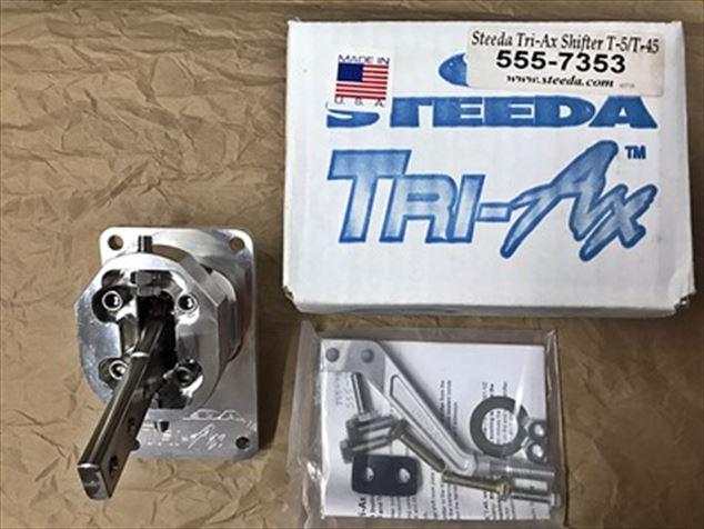 Steeda Ford Mustang Tri-Ax shifter T-45, T-5