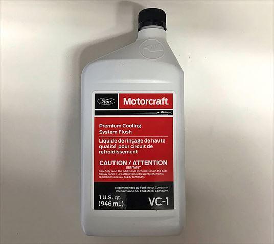 Motorcraft Premium Cooling System Flush VC-1
