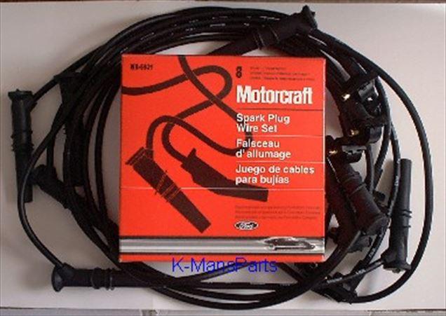 Ford Motorcraft spark plug wires 1998-2001 Explorer 5.0